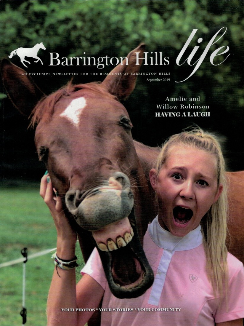 Barrington Hills Life Magazine
