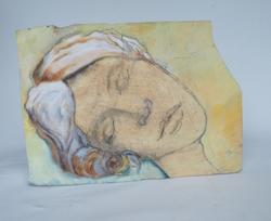 Sleeping Figure, 2018