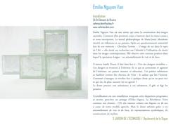 Serres Lez'Art #15, Catalogue