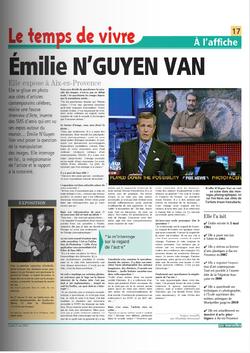 "Article ""Les Nouvelles Tahiti"""
