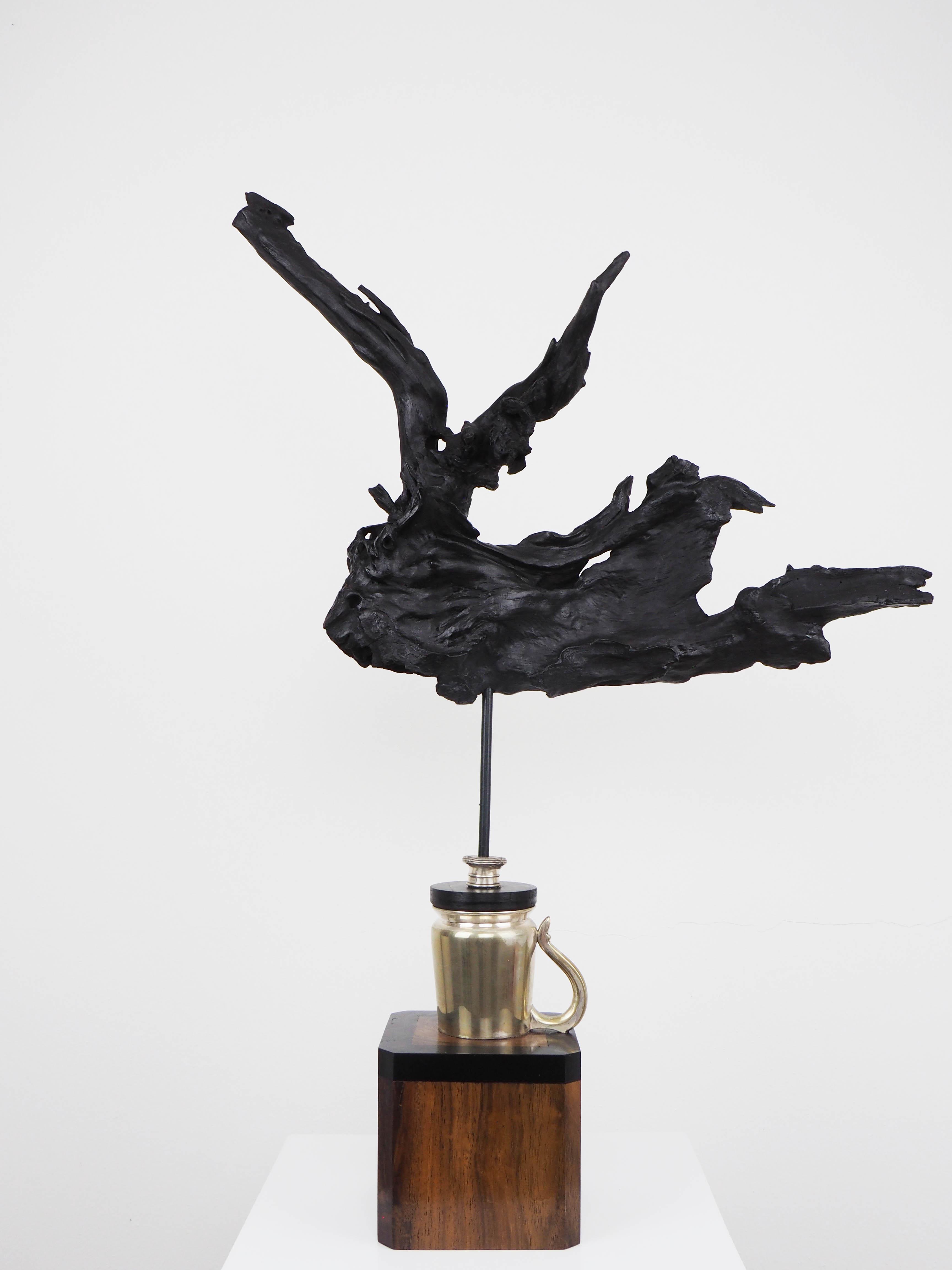 Flying Figure