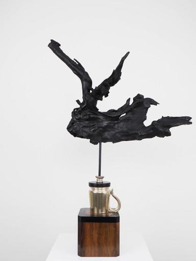 Flying figure, 2019