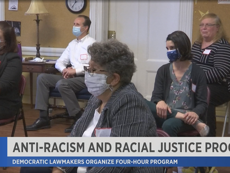 Spectrum News: Lawmakers Hold Racial Justice Conference in Rochester