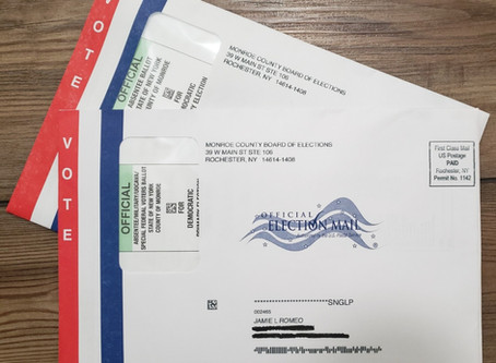 Common Questions on Absentee Voting