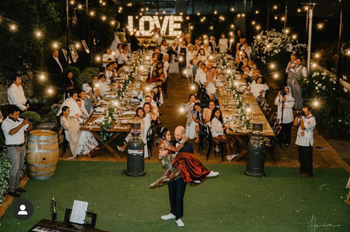 Beautiful Wedding Party in Perth Australia