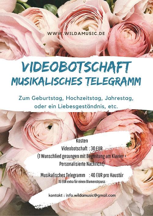 videobotschaft musikalische telegramm.jp