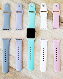 Pulsos para Apple Watch silicona