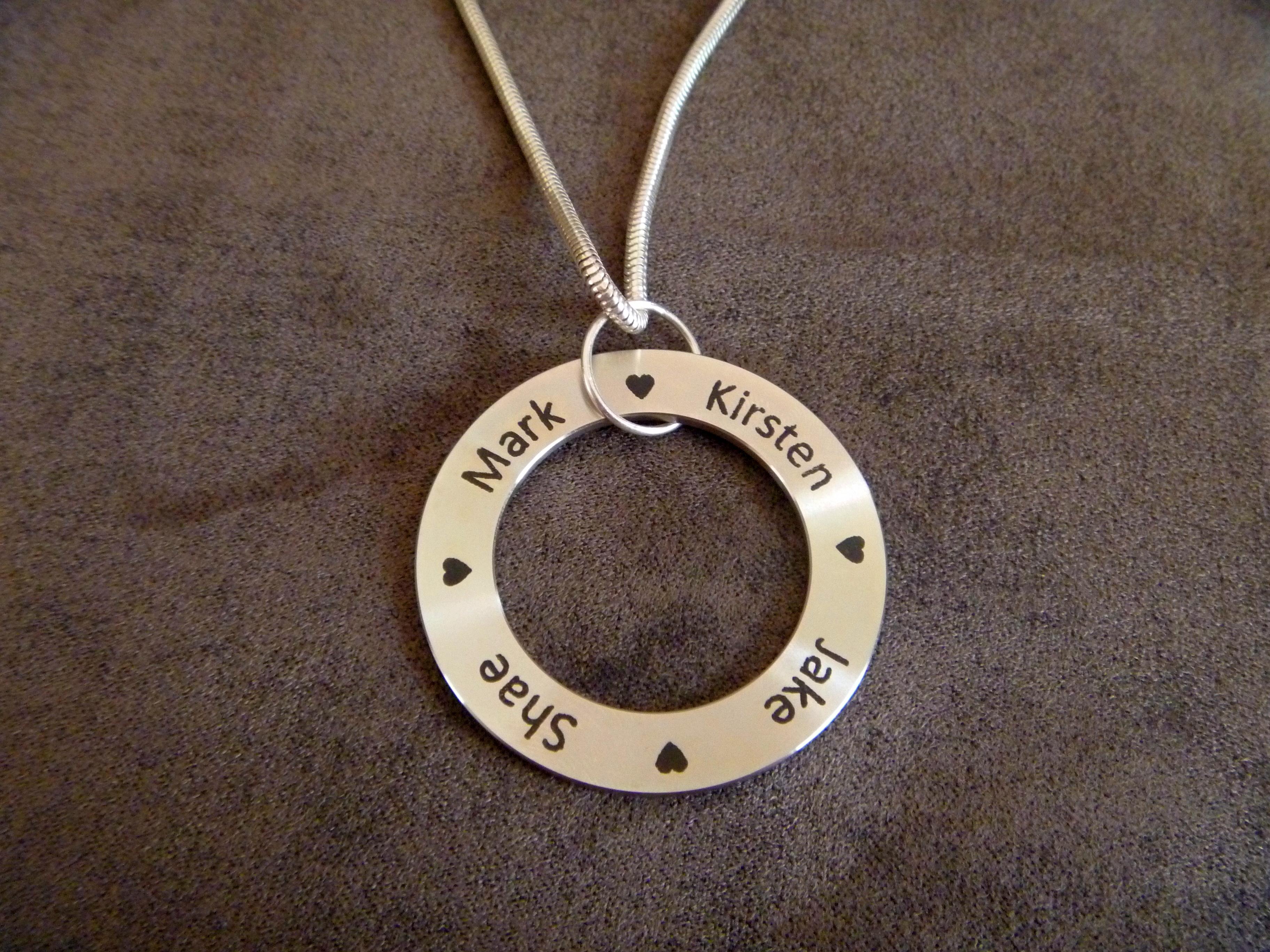 Circle of Life ring
