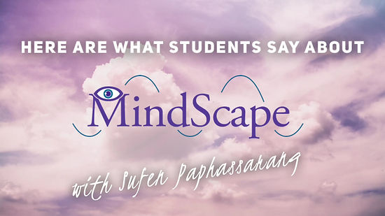 Testimonials from MindScape Students for In-Person and Online Classes