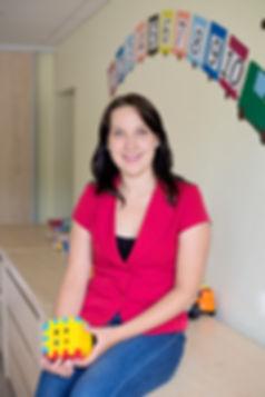 Mini darželiai - auklėtjos asistentė Alina Cokova