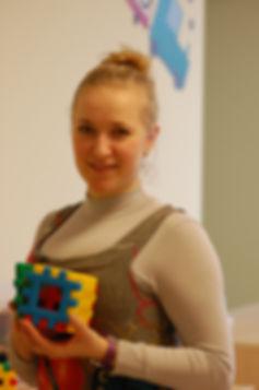 Mini darželiai - auklėtojos asistentė Gabija Bolytė