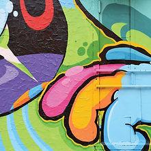 Renkli Graffiti