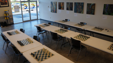 Monday Chess Mentoring Sessions