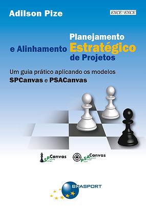 Livro Planejamento Estratégico e Alinhamento Estratégico de Projetos