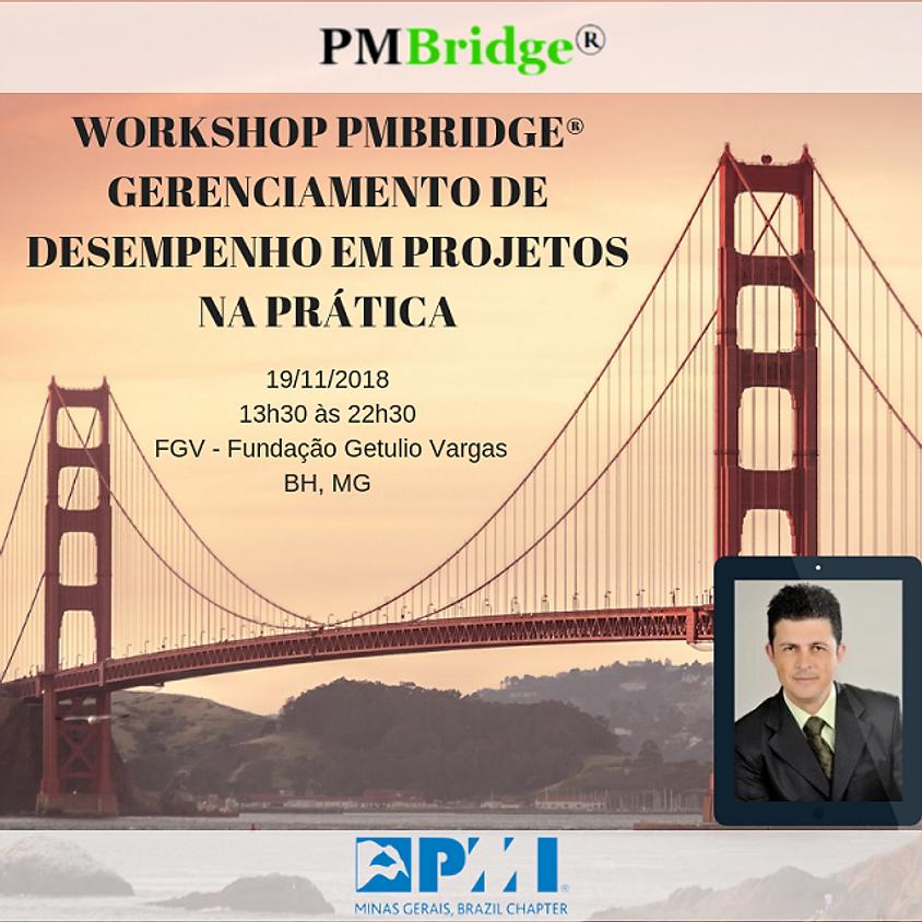 Workshop PMBridge® - Gerenciamento de Desempenho em Projetos na Prática