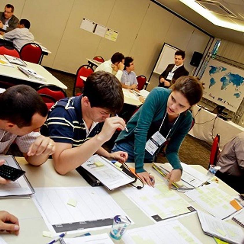 Workshop Captação de Recursos Financeiros para Projetos