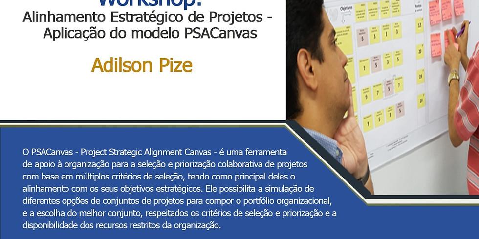 Alinhamento Estratégico de Projetos - Aplicação do Modelo PSACanvas