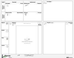 SPCanvas - Strategic Planning Canvas