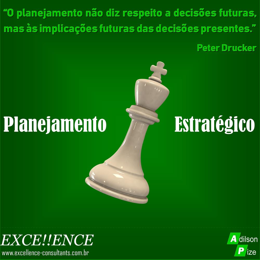 Desenvolvimento do planejamento estratégico é com a Excellence Consultants