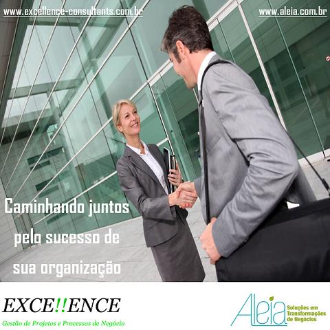 Excellence e Aleia - Juntos pelo sucesso de sua organização
