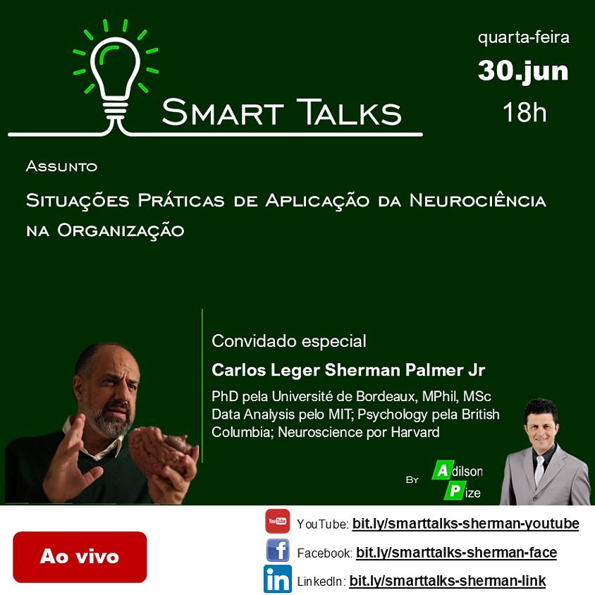 Smart Talks: Situações Práticas de Aplicação da Neurociência na Organização
