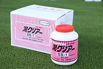 風呂水専用塩素剤 湯クリアー SS-1(速溶タイプ)