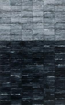 Black Sea lll, 2019, Mixed media on canvas 65 x 40 cm
