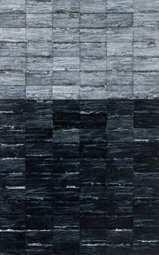 Black Sea ll, 2019, Mixed media on canvas 65 x 40 cm