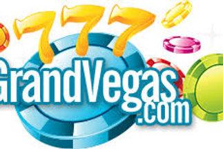 GrandVegas.com 235 000 Emails