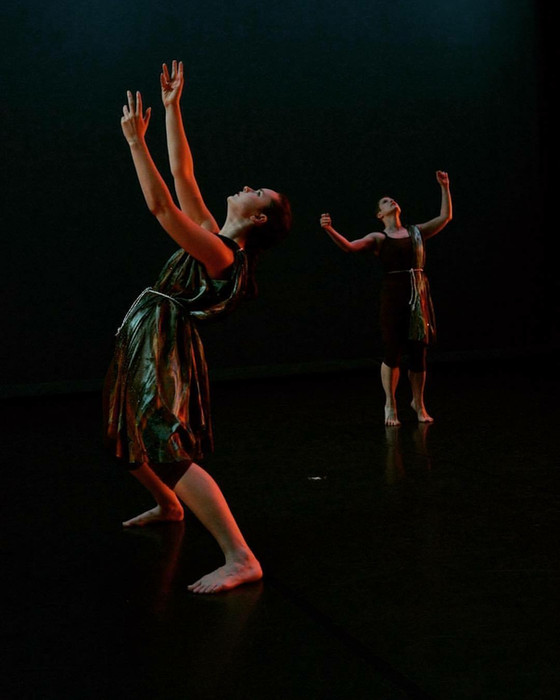 BlueShift Dance Dazzles at Towson's Inertia
