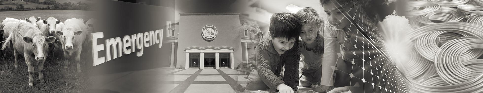 healthcare New Mexico Legislature education alternative energy