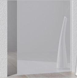 Reflex satinato bianco