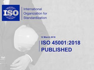 La nuova norma ISO 45001 per la Salute e Sicurezza sul lavoro
