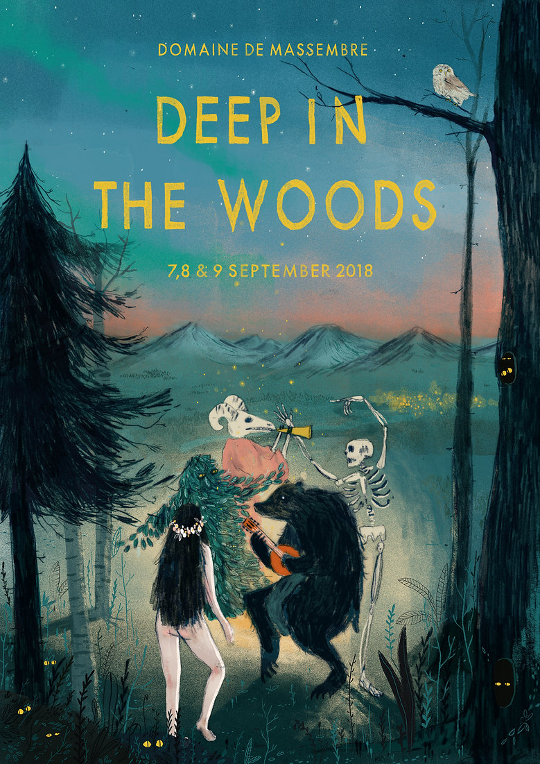 deep in the woods affiche .jpg
