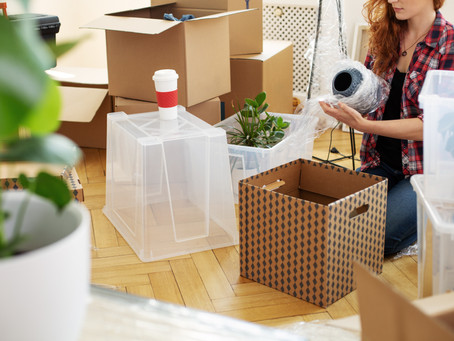 How to Pack and Plan Efficiently for a Move
