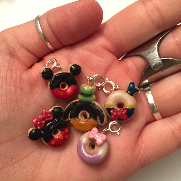 Donut Charms