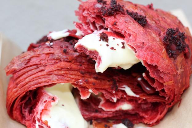 Red Velvet Croissant