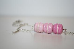 Ombré Macaron Necklace