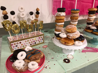 Donut Party Spread