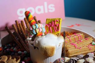 Dessert Goals
