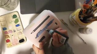 pens n pencils