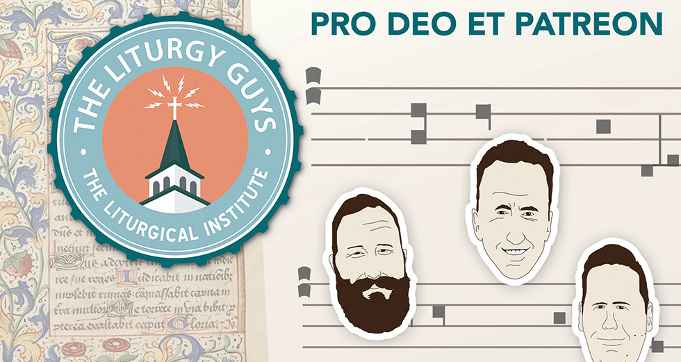 Pro Deo et Patreon:  Liturgy Guys Rap