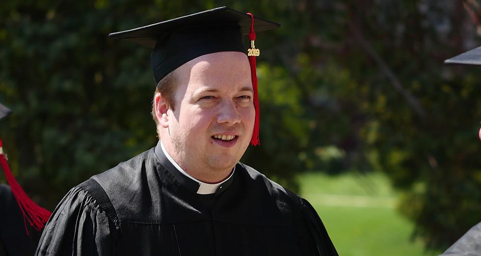 S3 E34 | Fr. Brian Straus