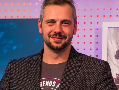 Matthias Zander - neues Mitglied der Geschäftsleitung bei der Home of Esports AG