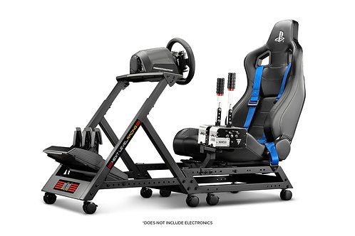 Next Level Racing GTtrack Playstation Edition Racing Simulator Cockpit