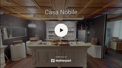 3D Rundgang Casa Nobile Shop