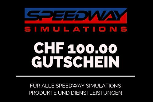 Speedway Gutschein 100.-