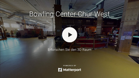3D Rundgang Bowlingcenter Chur