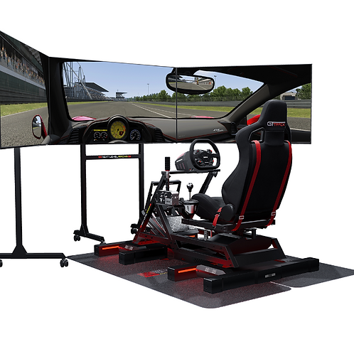 Pro Racing Simulator - Stage 02|M