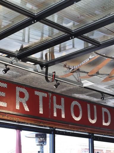 Vintage Berthoud Sign